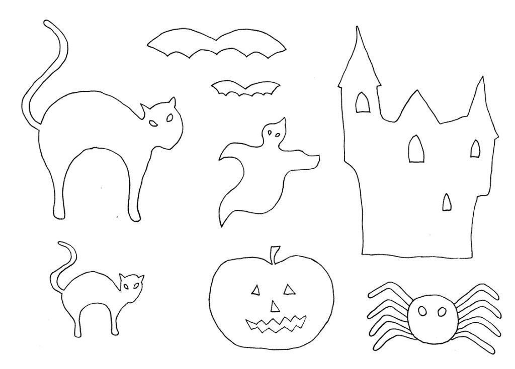 halloween-motifs