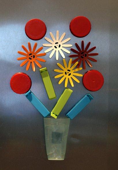 junk-art-flowers