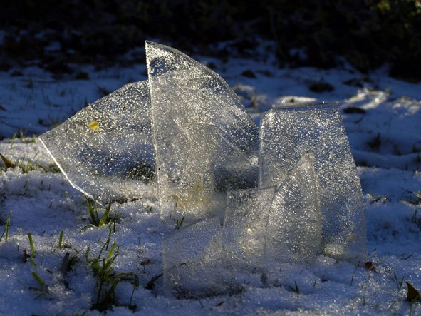 ice-shards