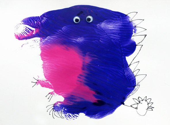 splat-monster