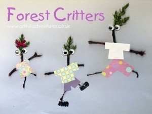 forest-critters