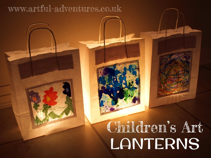 children's-artwork-lanterns