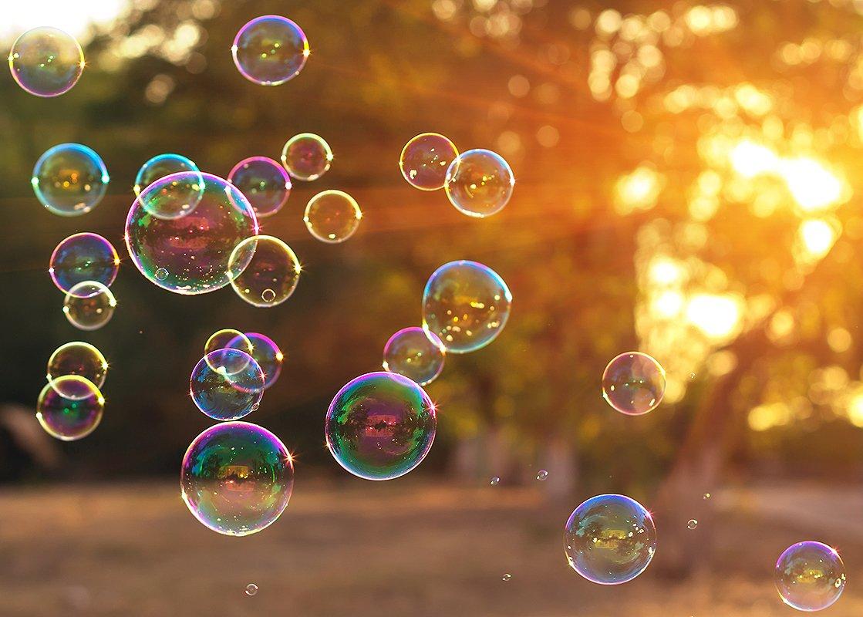 Paint with Bubbles – 3 Ways – Artful Kids