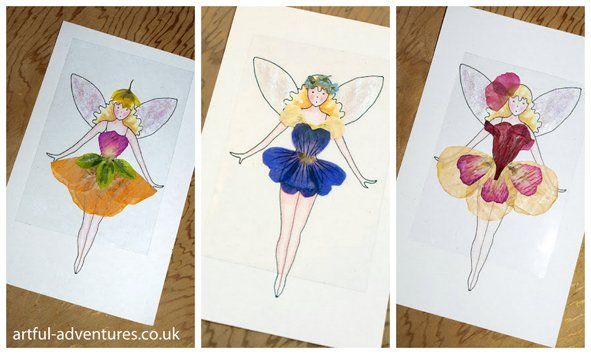 flower-fairy-fashion-show