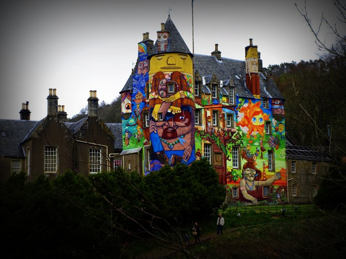 kelburn-graffiti-art-project