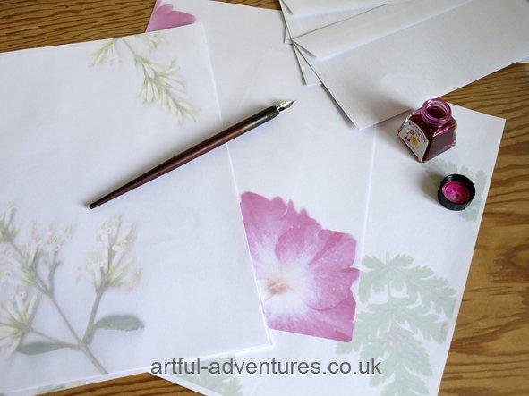 botanical-writing-paper