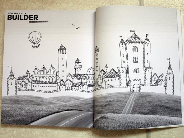 city-doodle