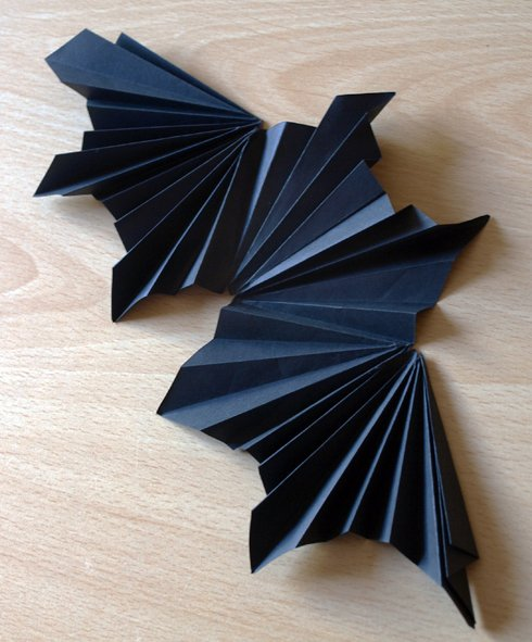 origami-bat