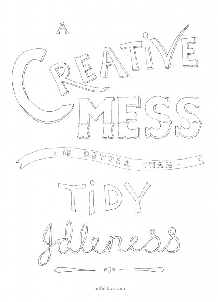 creative-mess-colouring-poster
