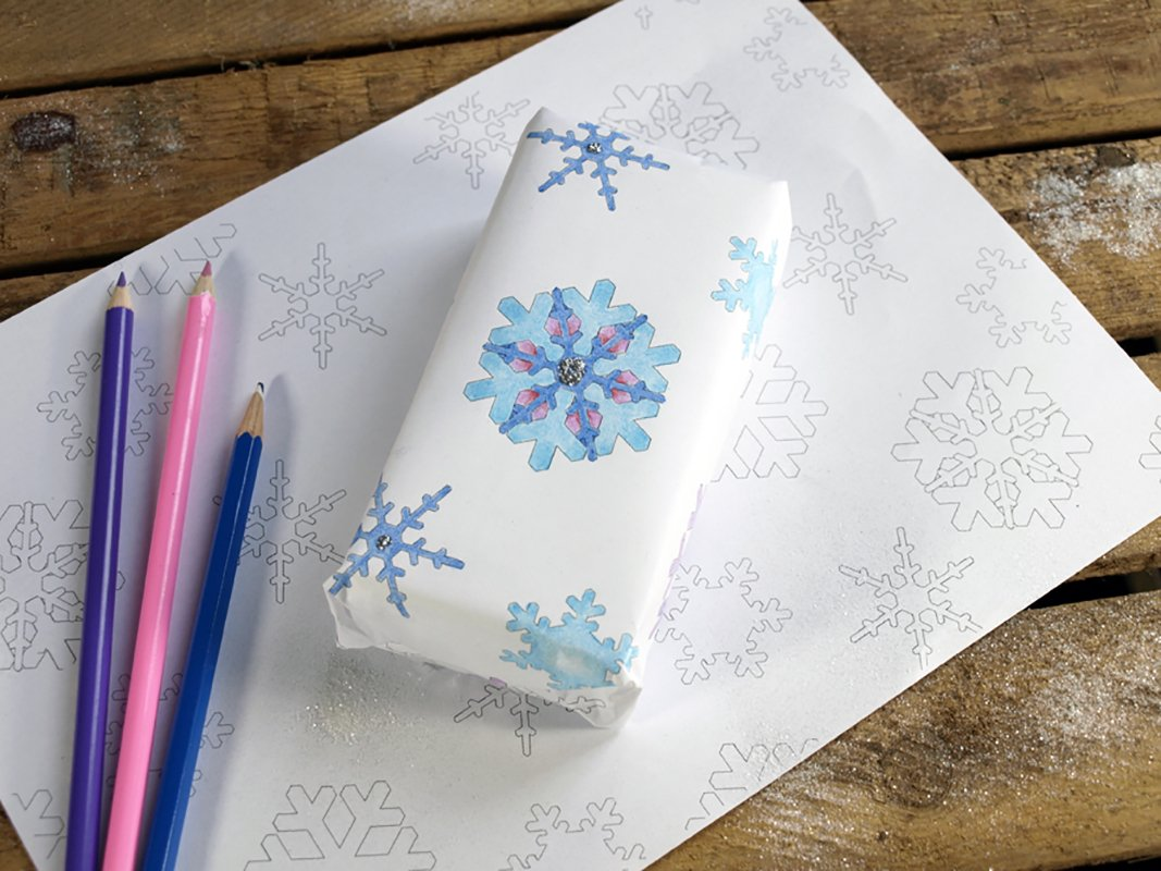 snowflake-colouring-paper