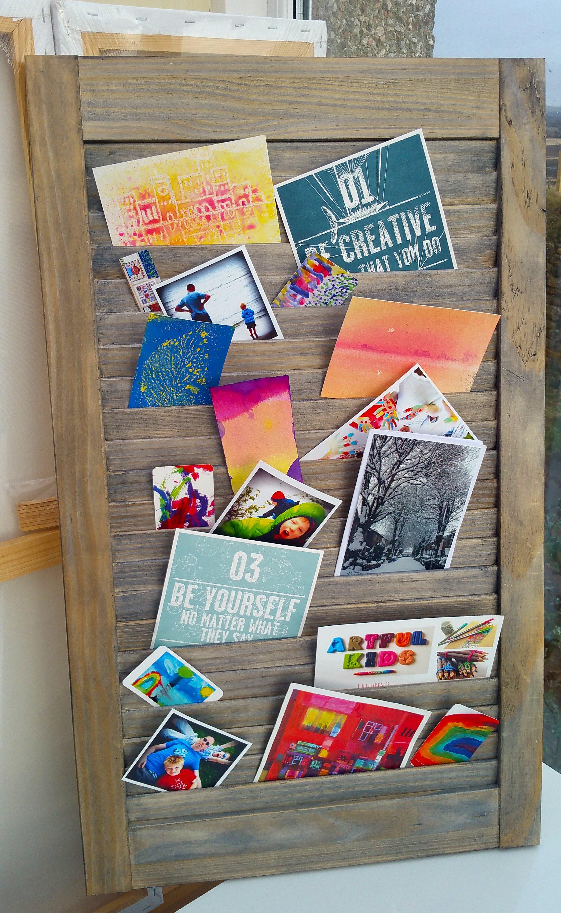 creative inspiration board